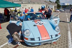 Motorsportbetreuung – Oldtimer Grand Prix – Nürburgring –  2015