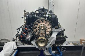 Komplettrevision 993 Porschemotor